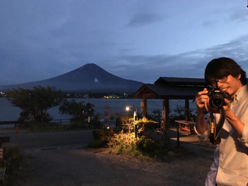 富士山とうっちー