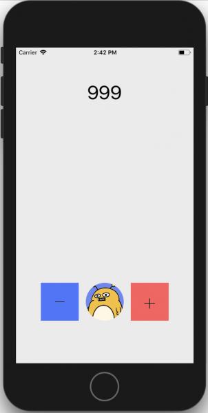カウントアプリ