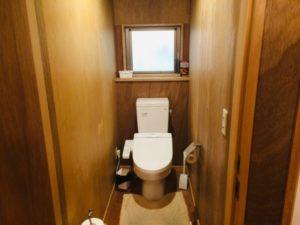 五番地 トイレ